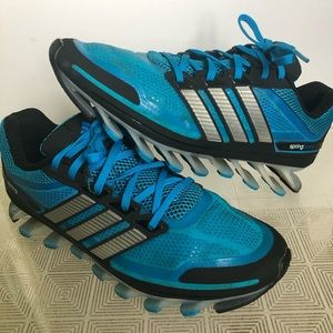 Adidas SpringBlade running shoe, very comfortable.